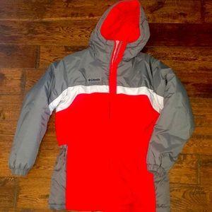Boy's ski coat Columbia brand size 14/16